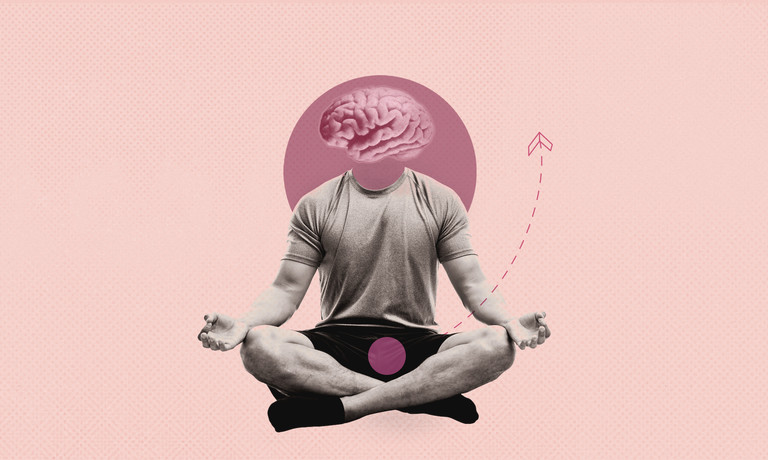 Mindfulness: the key to a healthy, hard erection